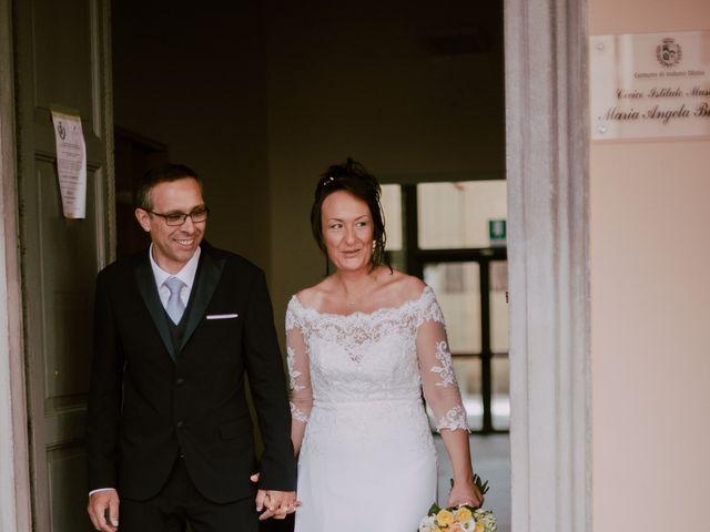Il matrimonio di Andrea e Morena a Varese, Varese 23