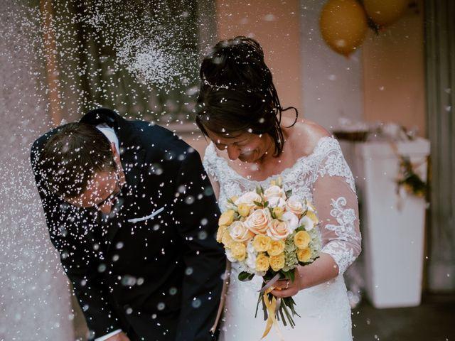 Il matrimonio di Andrea e Morena a Varese, Varese 24