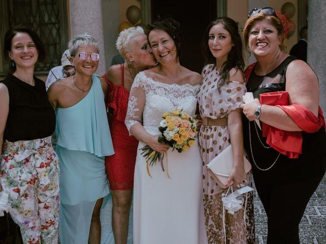 Il matrimonio di Andrea e Morena a Varese, Varese 28