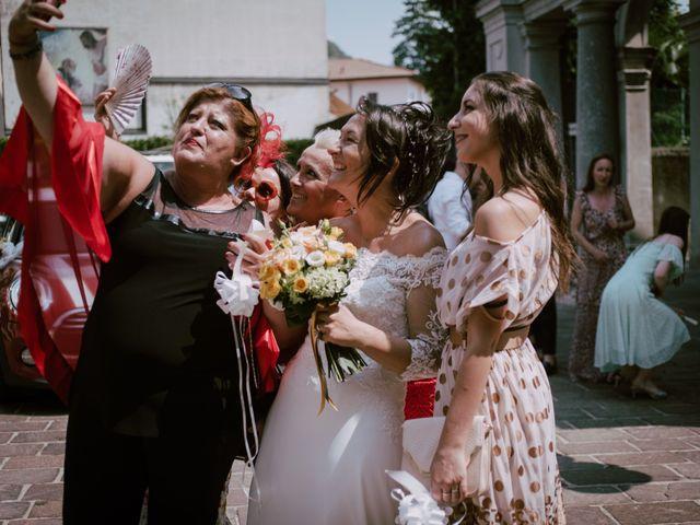 Il matrimonio di Andrea e Morena a Varese, Varese 29