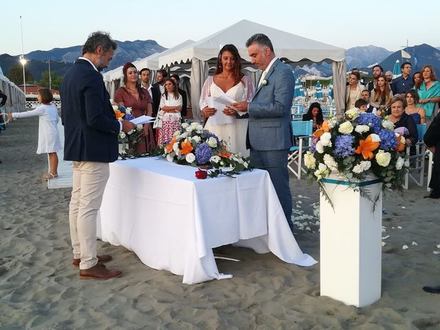 Il matrimonio di Luca e Linda a Carrara, Massa Carrara 8