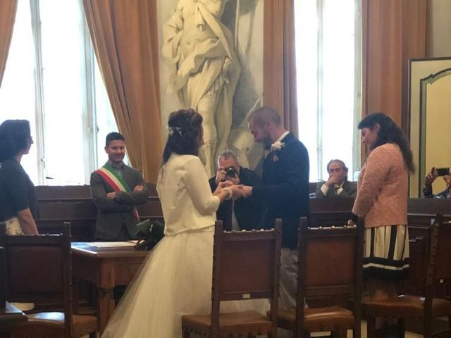 Il matrimonio di Mirko e Samantha  a Pavia, Pavia 4