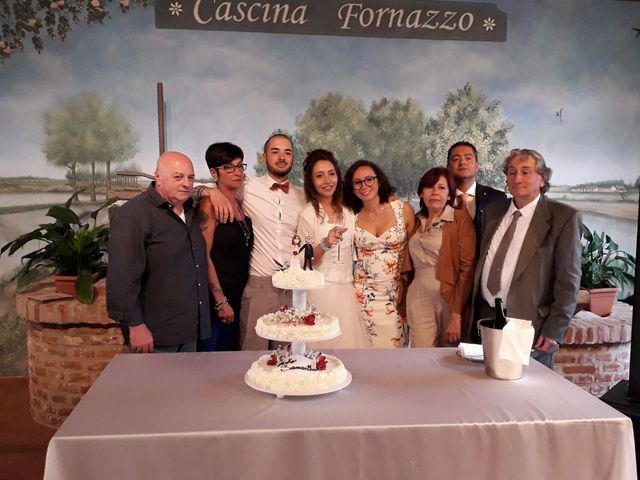 Il matrimonio di Mirko e Samantha  a Pavia, Pavia 8