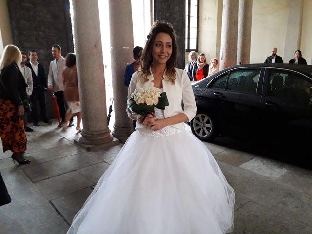 Il matrimonio di Mirko e Samantha  a Pavia, Pavia 10
