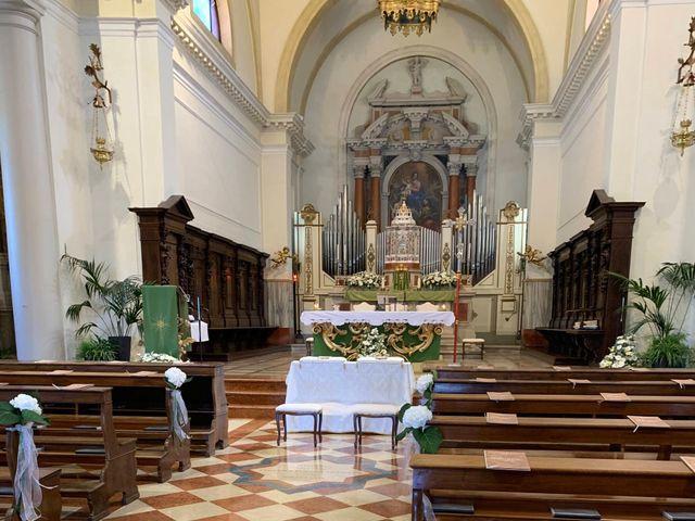 Il matrimonio di Matteo e Chiara a Villorba, Treviso 23