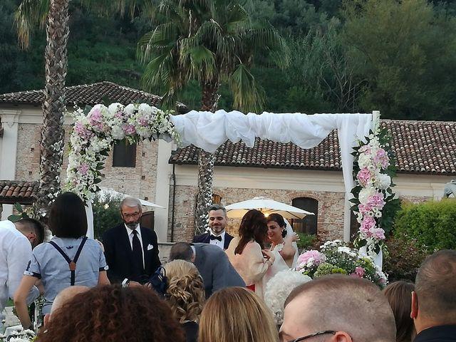 Il matrimonio di Fabio e Alessandra a Feroleto della Chiesa, Reggio Calabria 8