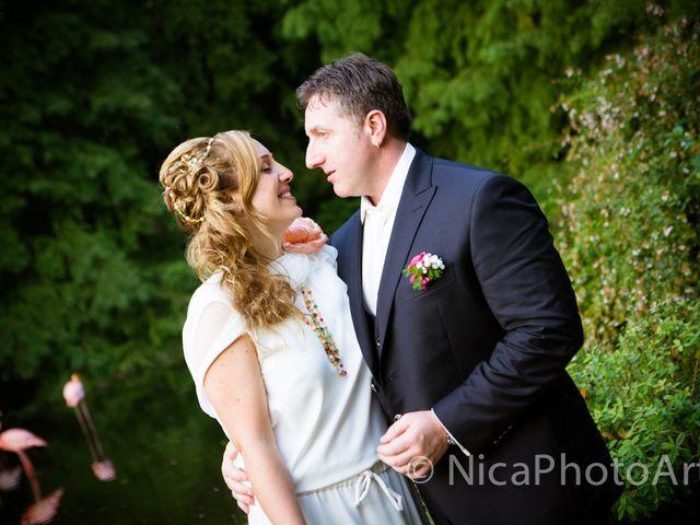 le nozze di Andrea e Milena