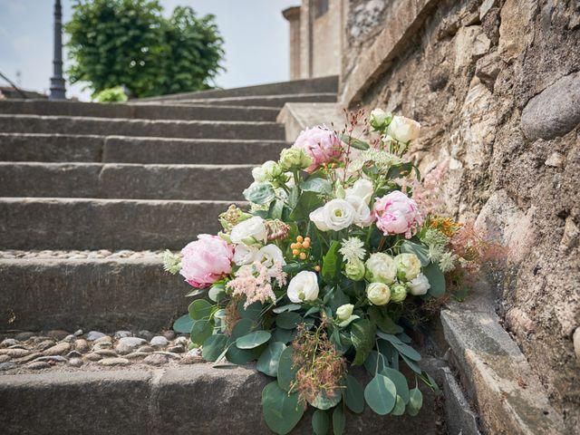 Il matrimonio di Lorenzo e Giulia a Adro, Brescia 15
