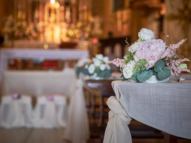 Il matrimonio di Lorenzo e Giulia a Adro, Brescia 18