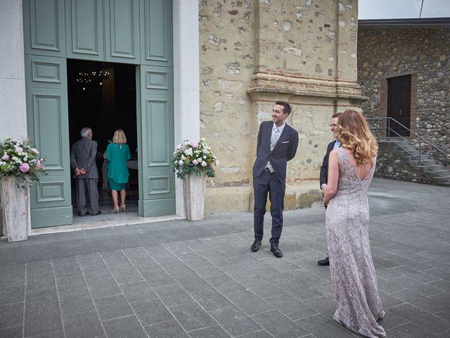Il matrimonio di Lorenzo e Giulia a Adro, Brescia 20