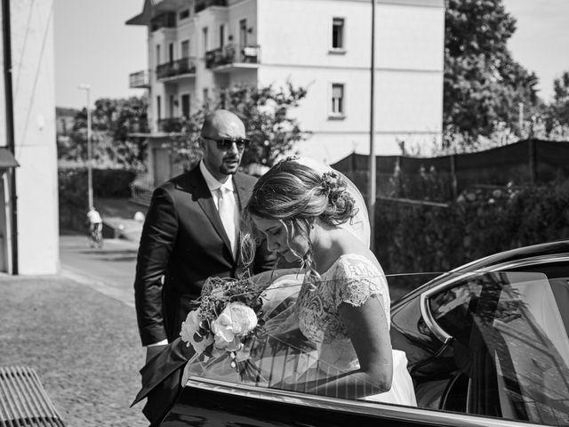 Il matrimonio di Lorenzo e Giulia a Adro, Brescia 22