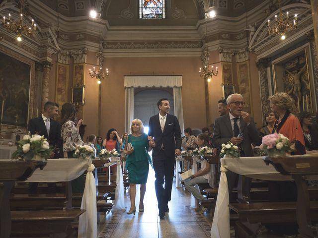 Il matrimonio di Lorenzo e Giulia a Adro, Brescia 23