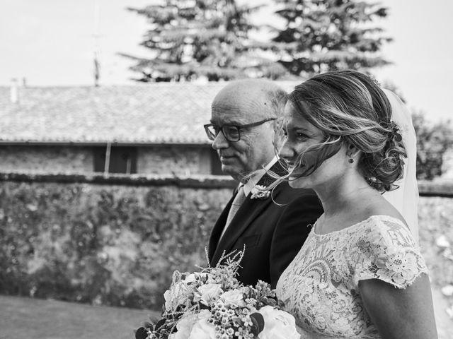 Il matrimonio di Lorenzo e Giulia a Adro, Brescia 26