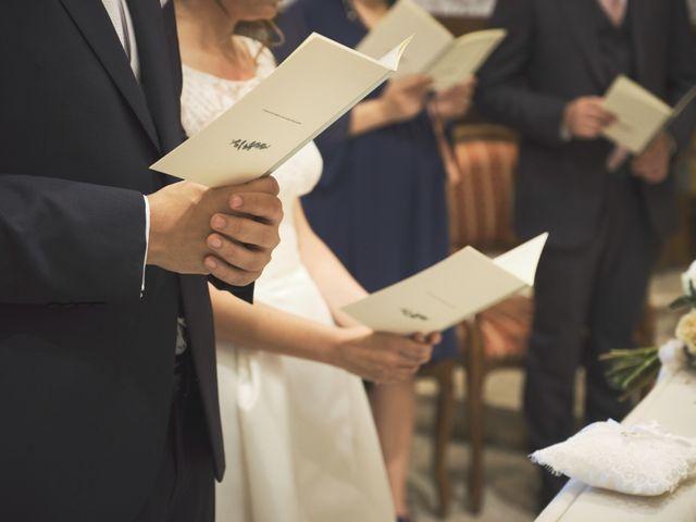 Il matrimonio di Lorenzo e Giulia a Adro, Brescia 32