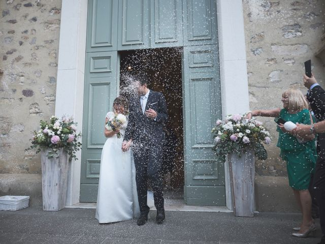 Il matrimonio di Lorenzo e Giulia a Adro, Brescia 40