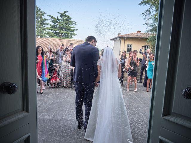 Il matrimonio di Lorenzo e Giulia a Adro, Brescia 41