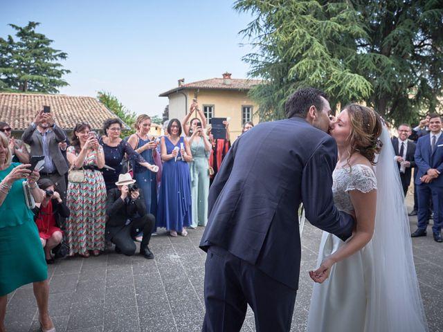 Il matrimonio di Lorenzo e Giulia a Adro, Brescia 42