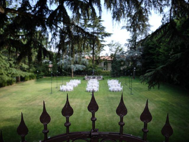 Il matrimonio di Lorenzo e Giulia a Adro, Brescia 44