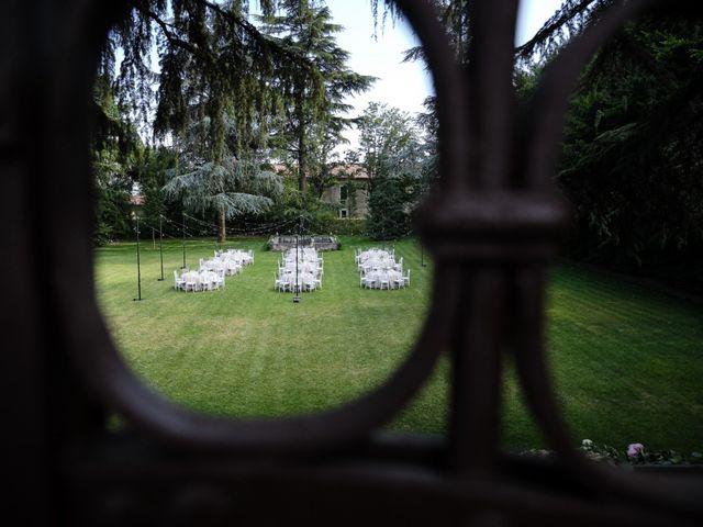 Il matrimonio di Lorenzo e Giulia a Adro, Brescia 45