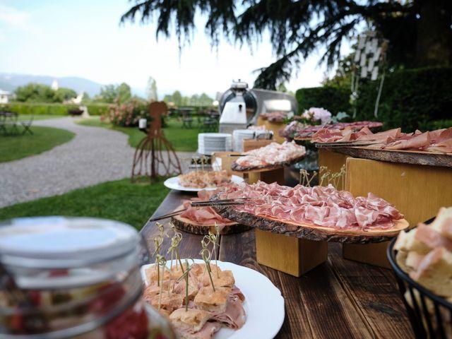 Il matrimonio di Lorenzo e Giulia a Adro, Brescia 50