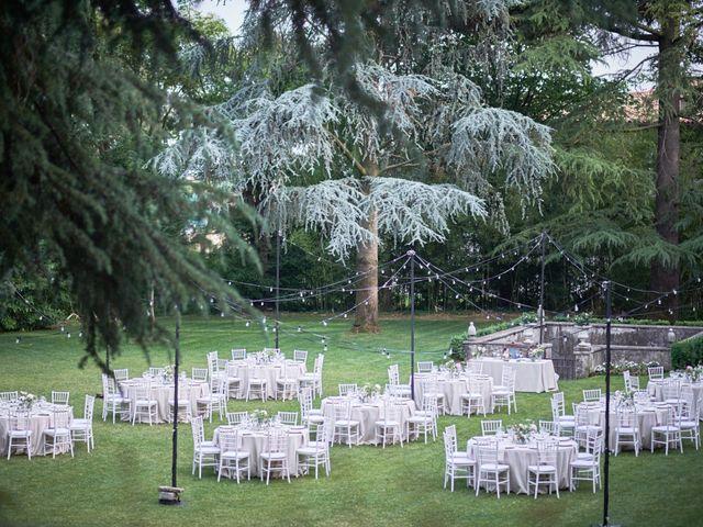 Il matrimonio di Lorenzo e Giulia a Adro, Brescia 58