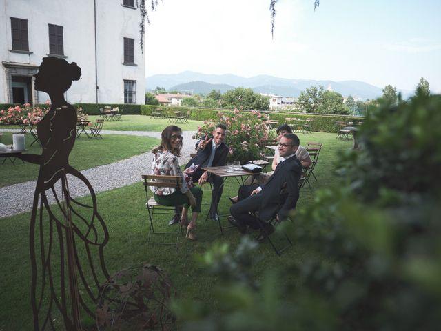 Il matrimonio di Lorenzo e Giulia a Adro, Brescia 59