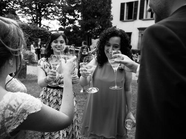 Il matrimonio di Lorenzo e Giulia a Adro, Brescia 67