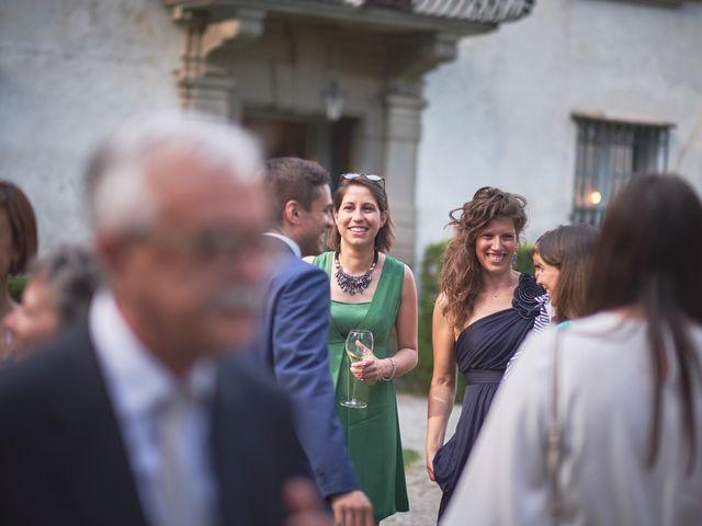 Il matrimonio di Lorenzo e Giulia a Adro, Brescia 69