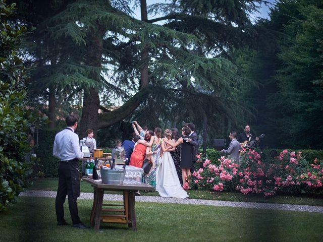 Il matrimonio di Lorenzo e Giulia a Adro, Brescia 76