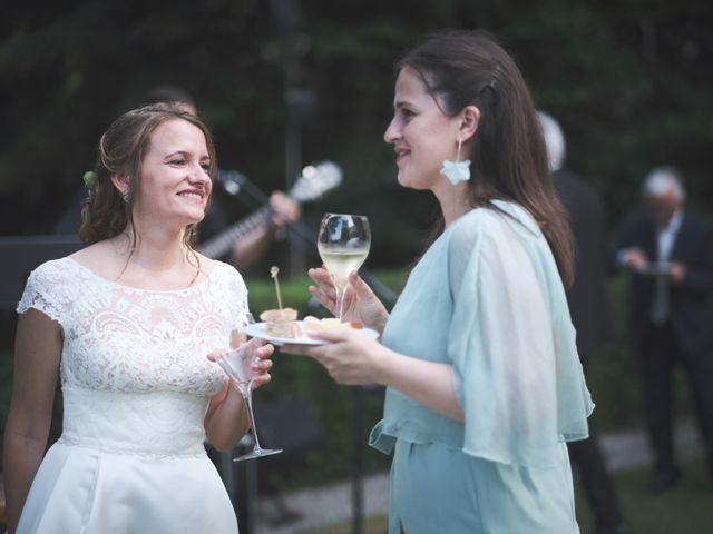 Il matrimonio di Lorenzo e Giulia a Adro, Brescia 79