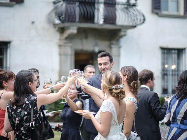 Il matrimonio di Lorenzo e Giulia a Adro, Brescia 84