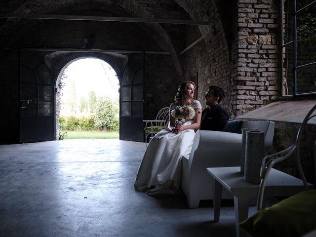 Il matrimonio di Lorenzo e Giulia a Adro, Brescia 85