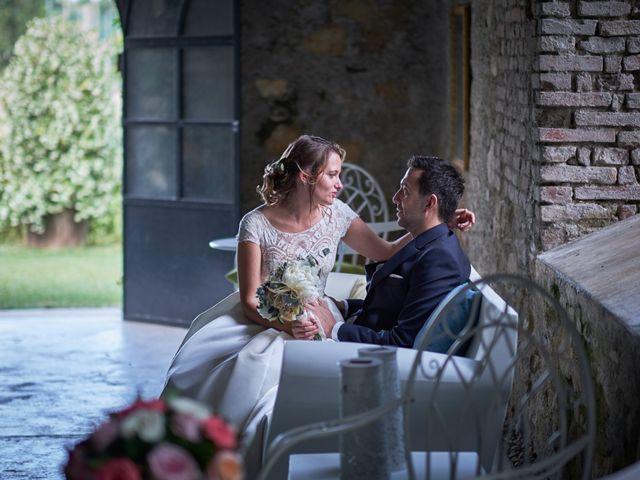 Il matrimonio di Lorenzo e Giulia a Adro, Brescia 88