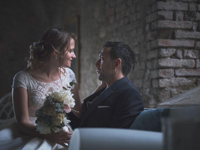 Il matrimonio di Lorenzo e Giulia a Adro, Brescia 89