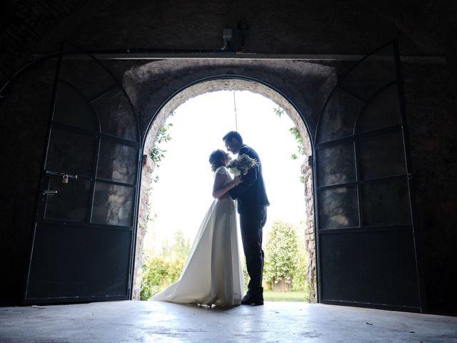 Il matrimonio di Lorenzo e Giulia a Adro, Brescia 90
