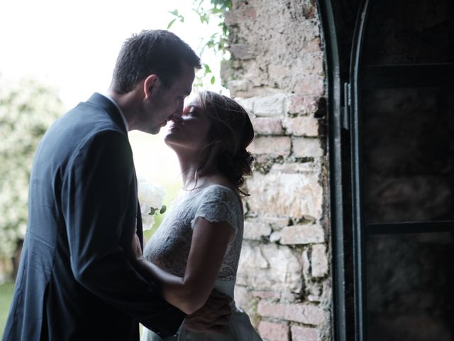Il matrimonio di Lorenzo e Giulia a Adro, Brescia 94