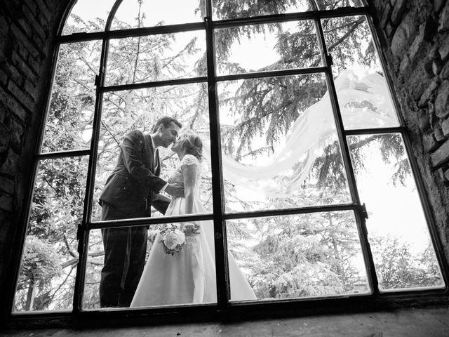 Il matrimonio di Lorenzo e Giulia a Adro, Brescia 96