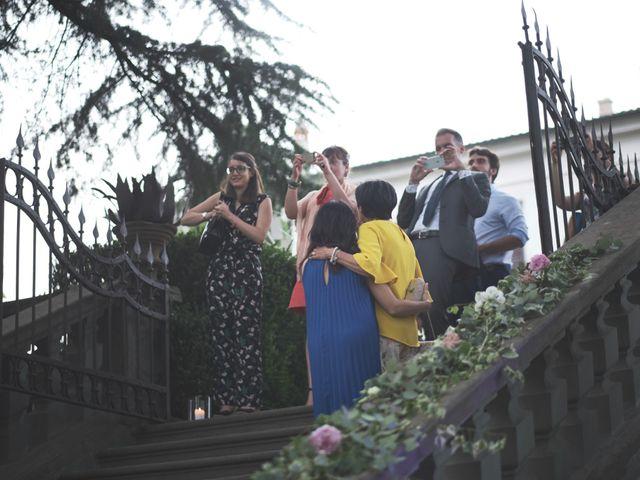 Il matrimonio di Lorenzo e Giulia a Adro, Brescia 106