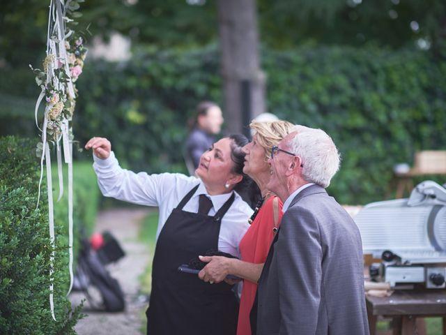 Il matrimonio di Lorenzo e Giulia a Adro, Brescia 107