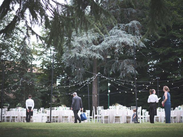 Il matrimonio di Lorenzo e Giulia a Adro, Brescia 109
