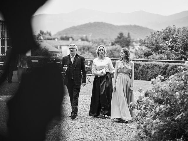 Il matrimonio di Lorenzo e Giulia a Adro, Brescia 110