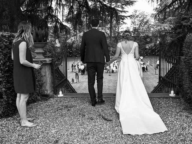 Il matrimonio di Lorenzo e Giulia a Adro, Brescia 111