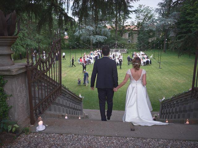 Il matrimonio di Lorenzo e Giulia a Adro, Brescia 113