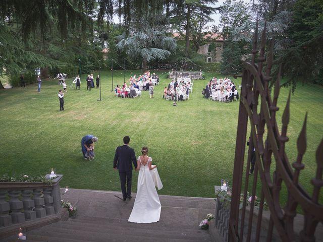 Il matrimonio di Lorenzo e Giulia a Adro, Brescia 114