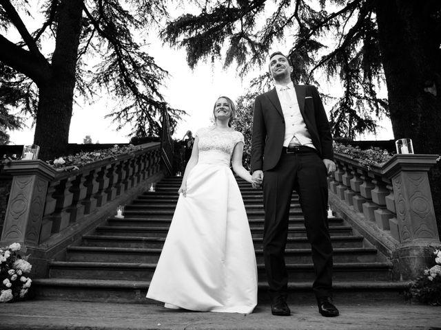 Il matrimonio di Lorenzo e Giulia a Adro, Brescia 115