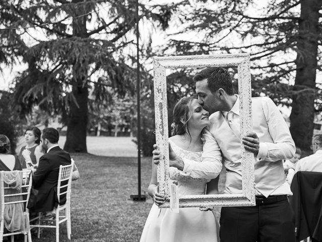Il matrimonio di Lorenzo e Giulia a Adro, Brescia 120