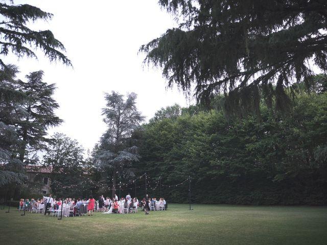 Il matrimonio di Lorenzo e Giulia a Adro, Brescia 122