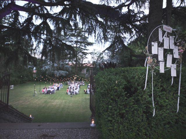 Il matrimonio di Lorenzo e Giulia a Adro, Brescia 124