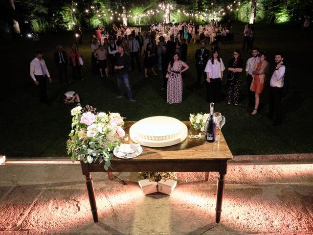Il matrimonio di Lorenzo e Giulia a Adro, Brescia 130