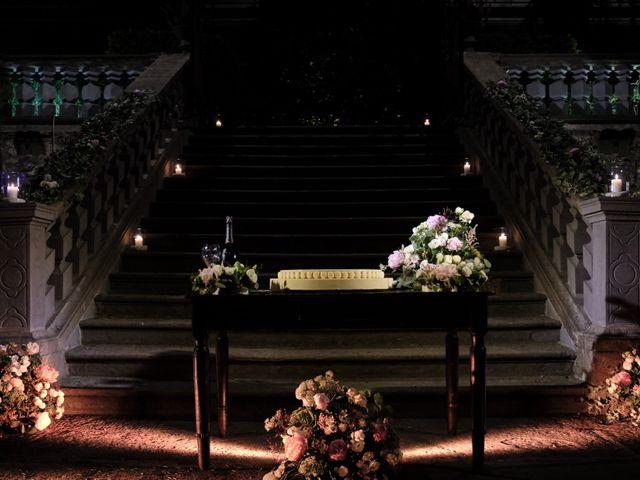 Il matrimonio di Lorenzo e Giulia a Adro, Brescia 133